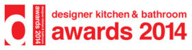 Логотип конкурса Designer Kitchen and Bathroom Awards 2014